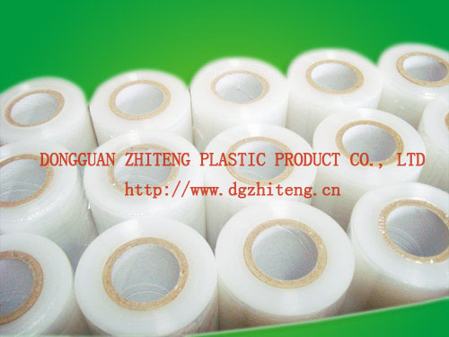Green electrical wire film