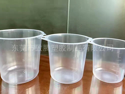 Production of disposable cups